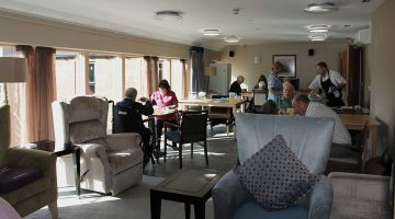 Oulton Abbey Care Home