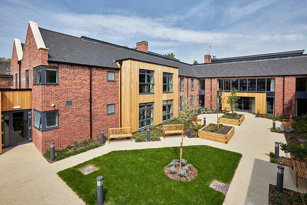 Oulton Abbey Care Home Open Day